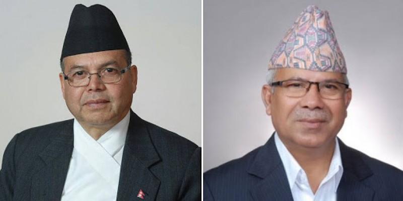 ओलीविरुद्ध जुनसुकै कदम चाल्न बाध्य रहेको भनाइ,नेपाल–खनाल पक्षका सांसदद्वारा राजीनामाको तयारी