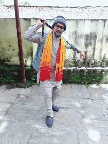 गायक तथा सर्जक माेतिराज खनाल जनसांस्कृतिक महासंघ केन्द्रीय सदस्य चयन