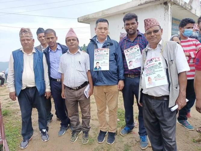 नेपाली काँग्रेसको १४औं महाधिवेशन शितगंगामा मतदान सकियो,२५१ मत खस्यो सभापतिमा पन्थिको बिजय
