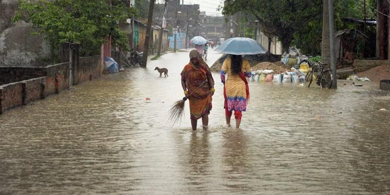 भोलिबाट नेपालमा मनसुन सुरु हुने ,यो वर्ष अधिक वर्षा हुने अनुमान