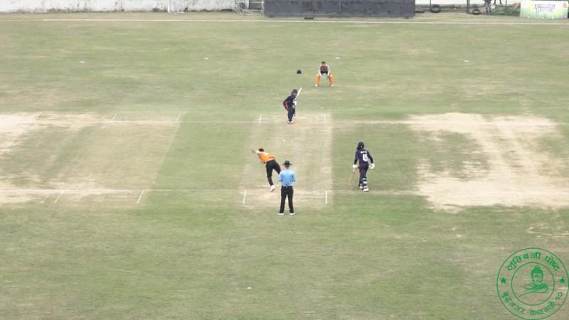 मेयर कप एकदिवसीय क्रिकेट ; एपीएफले लगातार दोस्रो जित र मेयर ११ को जित सुरुवात