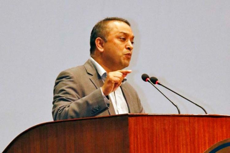 NC lawmaker Thapa says SC's Sunday verdict aggravated turmoil