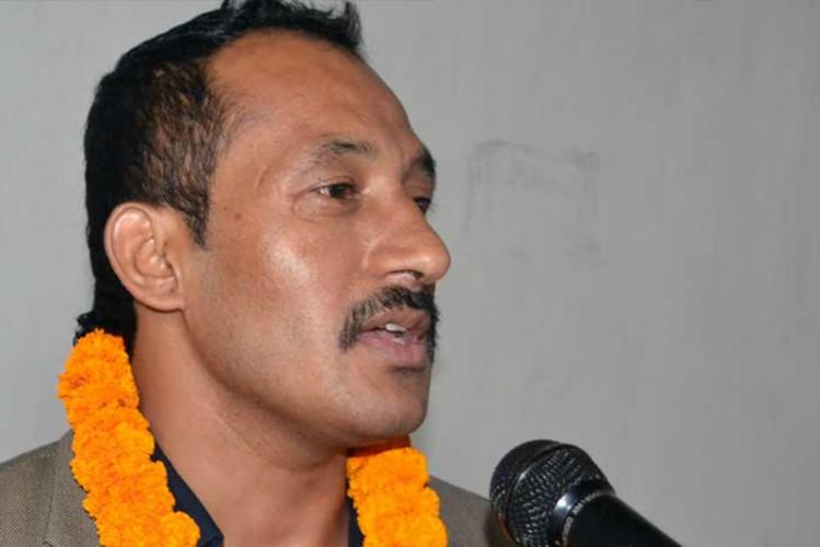 प्रहरीले भन्यो : निषेधाज्ञा उल्लंघन गरेकाले लामालाई नियन्त्रणमा लिएका हौं