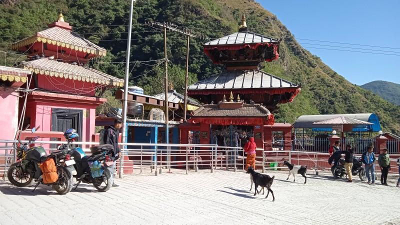 नेपाल सरकारबाट सुचिकृत अर्घाखाँचीको प्रसिद्व सुपा देउराली मन्दिर