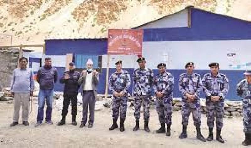 सीमा सुरक्षा चौकीलाई सञ्चारमा जोडिन कठिनाइ