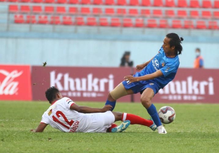 नेपाल सुपर लिग : ललितपुर र पोखराबीचको खेल गोलरहित बराबरी