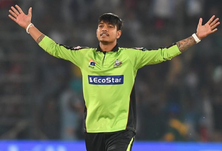 नेपाली क्रिकेटर सन्दीप लामिछानेको कोरोना रिर्पोट नेगेटिभ