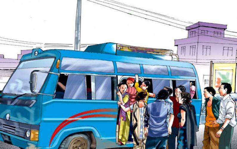यात्रु र चालकले अनिवार्य रुपमा फेससिल्ड लगाउनुपर्ने